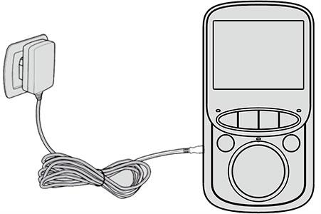 Начало использования родительского блока цифровой видеоняни AngelEye AE210