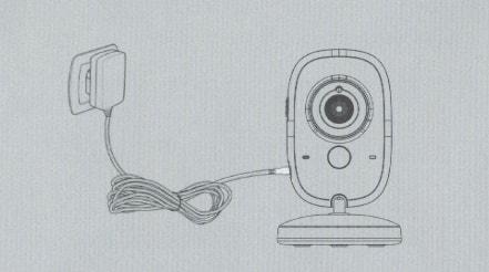 Начало использования детского блока цифровой видеоняни AngelEye AE603