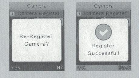 Регистрация камеры цифровой видеоняни AngelEye AE603