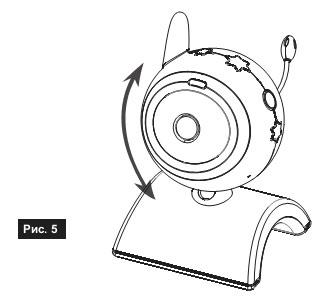 Точная настройка видеокамеры видеоняни Switel BCF930 с экраном 7 дюймов
