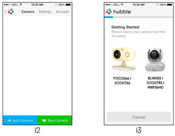 Приложение Hubble for Motorola Monitors - Удаленный доступ к беспроводной видеоняне Motorola Focus66 через сеть Интернет