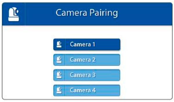 Видеоняня Luvion Prestige Touch 2 с экраном 7 дюймов