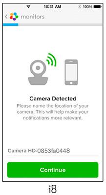 Приложение Hubble for Motorola Monitors - Удаленный доступ к беспроводной видеоняне Motorola MBP85 Connect через сеть Интернет