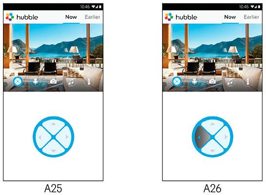 Приложение Hubble for Motorola Monitors - Удаленный доступ к беспроводной видеоняне Motorola MBP853 Connect с экраном 3,5 дюйма через сеть Интернет