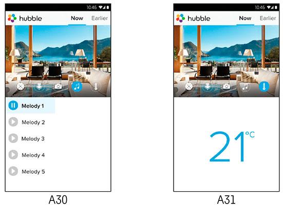 Приложение Hubble for Motorola Monitors - Удаленный доступ к беспроводной видеоняне Motorola MBP854 Connect с экраном 4,3 дюйма через сеть Интернет