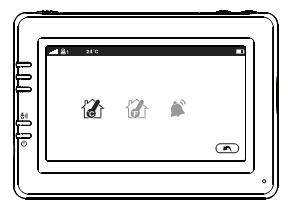 Термометр видеоняни Ramili RV900 с экраном 4,3 дюйма